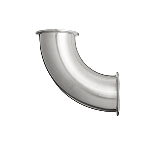 "3"" Tube 90-Degree Clamp Elbow"