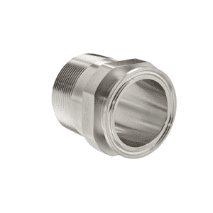 """2"""" x 2"""" Male NPT Clamp Adapter"""