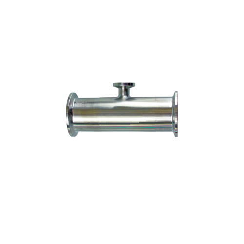 Clamp Short Outlet Reducing Tee