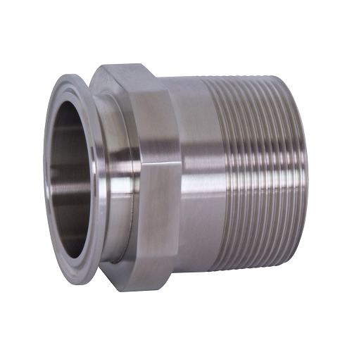 Male NPT Clamp Adapter