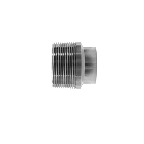 Male NPT Tube OD Weld Adapters