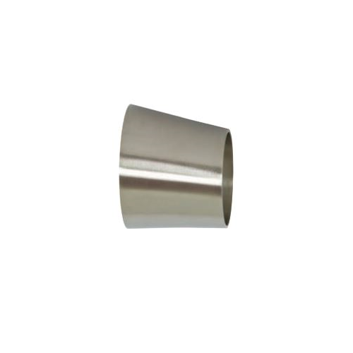 Buy polished eccentric reducers sanitary fittings