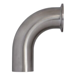 BPE Clamp x Long Weld Elbow