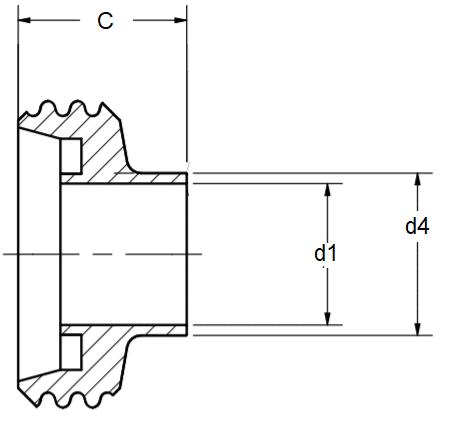 DIN 11851 Male Thread Dimensions