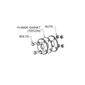 Flange Gasket Kit Set