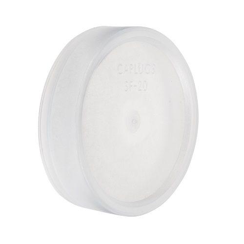 Tri-Clamp Plastic End Cap